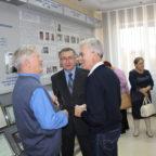 В Омском ЦСМ отметили День пожилого человека