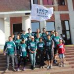 Сотрудники Омского ЦСМ вновь приняли участие в Сибирском международном марафоне